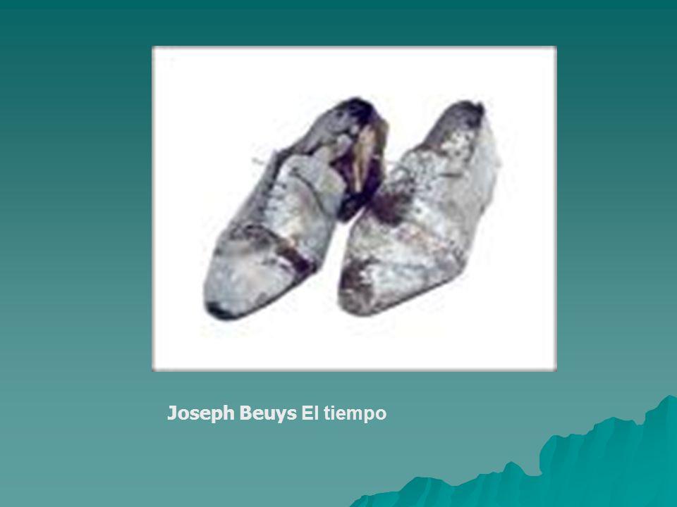 Joseph Beuys El tiempo