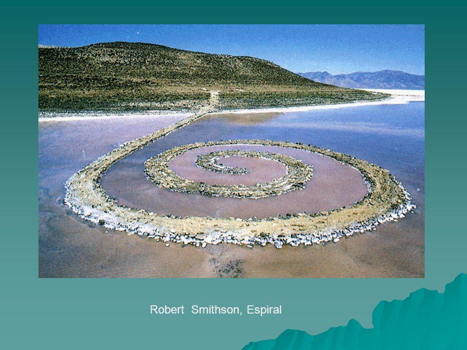 Robert Smithson, Espiral
