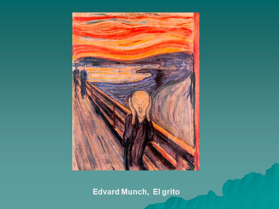 Edvard Munch, El grito