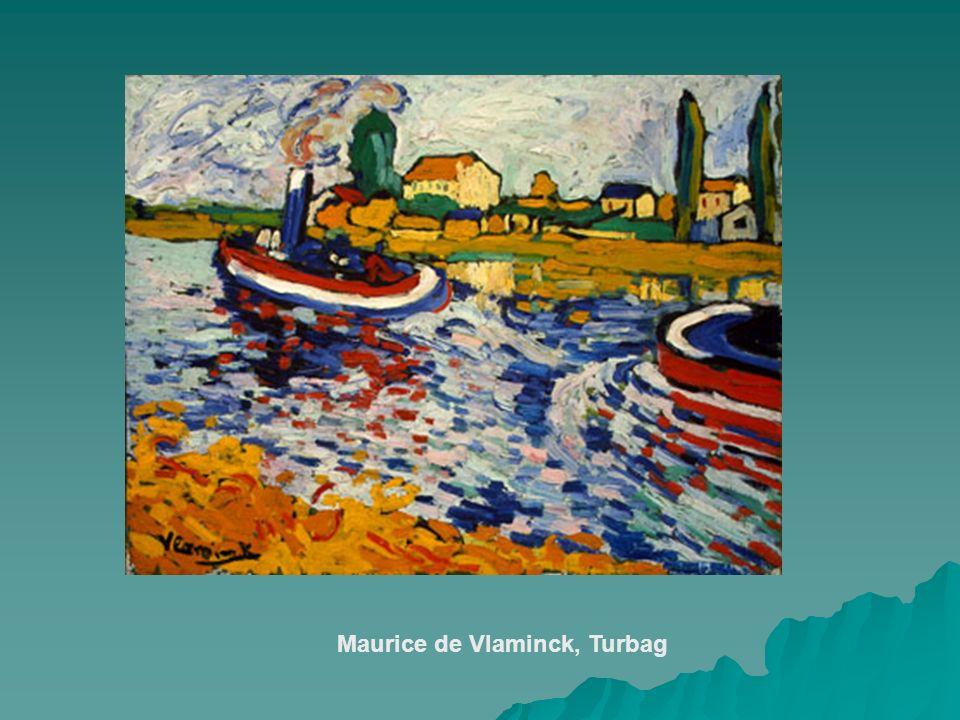 Maurice de Vlaminck, Turbag