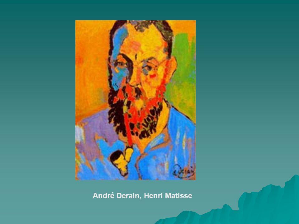 André Derain, Henri Matisse