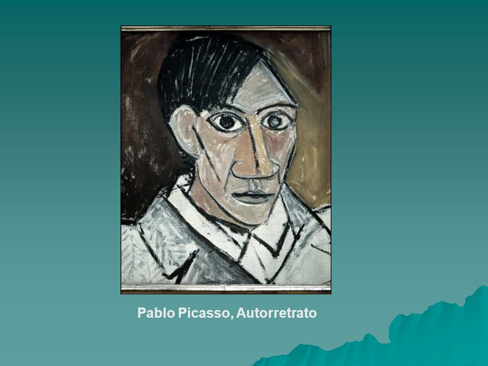 Pablo Picasso, Autorretrato