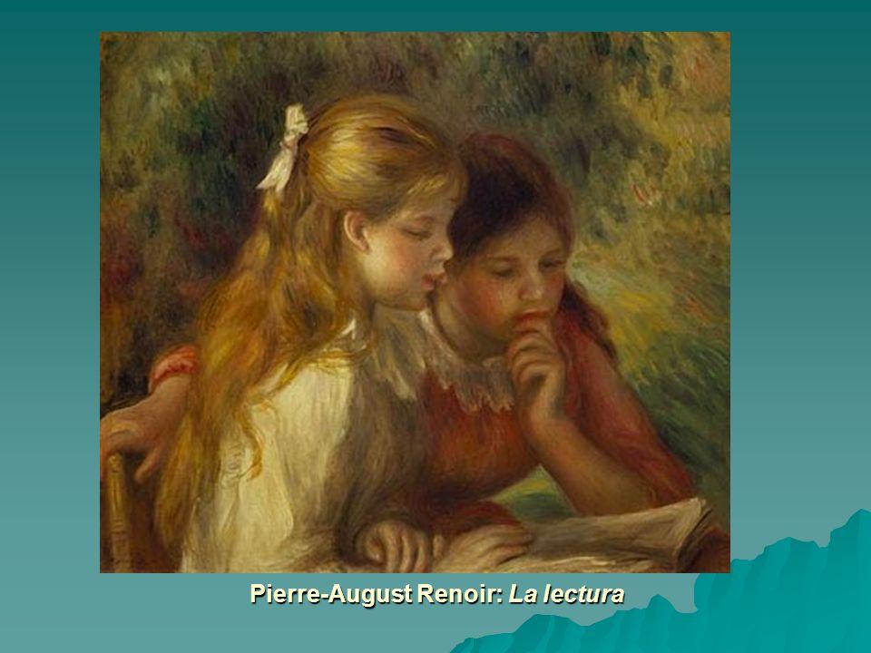 Pierre-August Renoir: La lectura