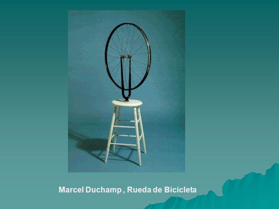 Marcel Duchamp, Rueda de Bicicleta