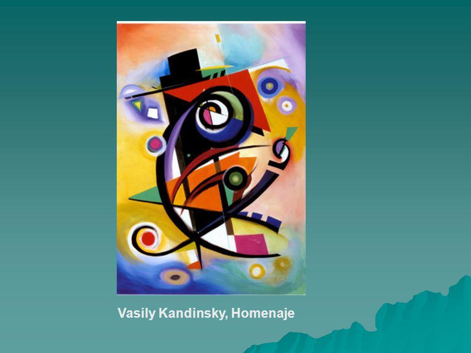 Vasily Kandinsky, Homenaje