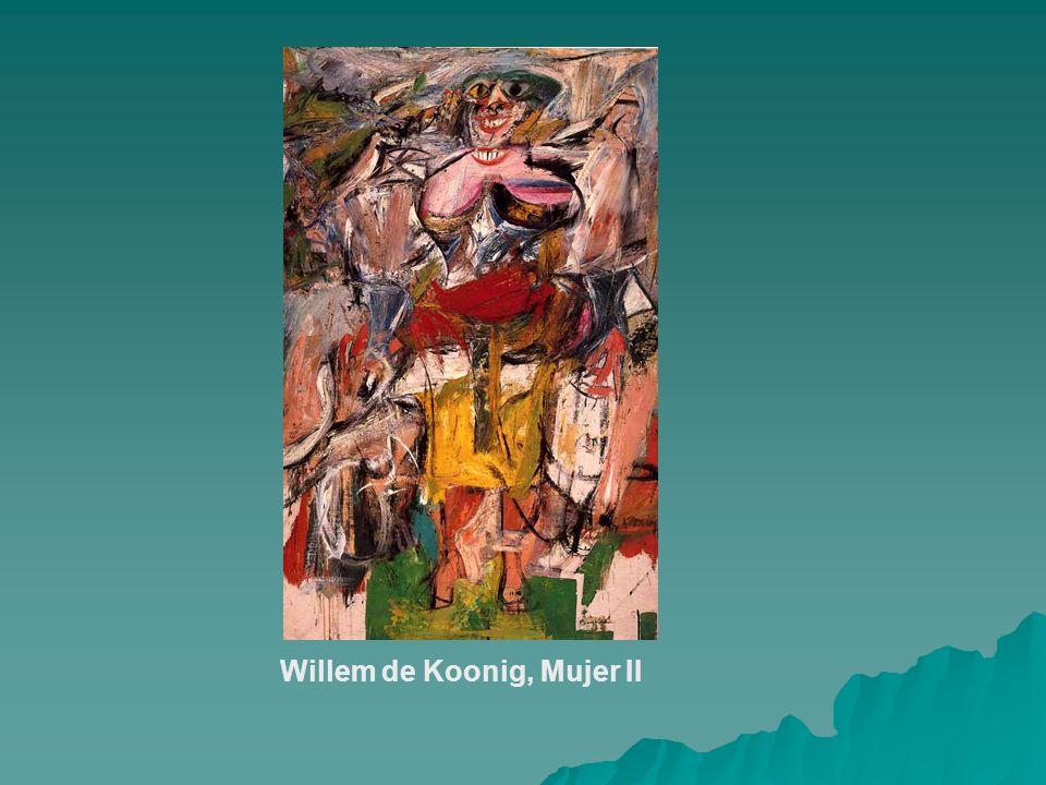 Willem de Koonig, Mujer II