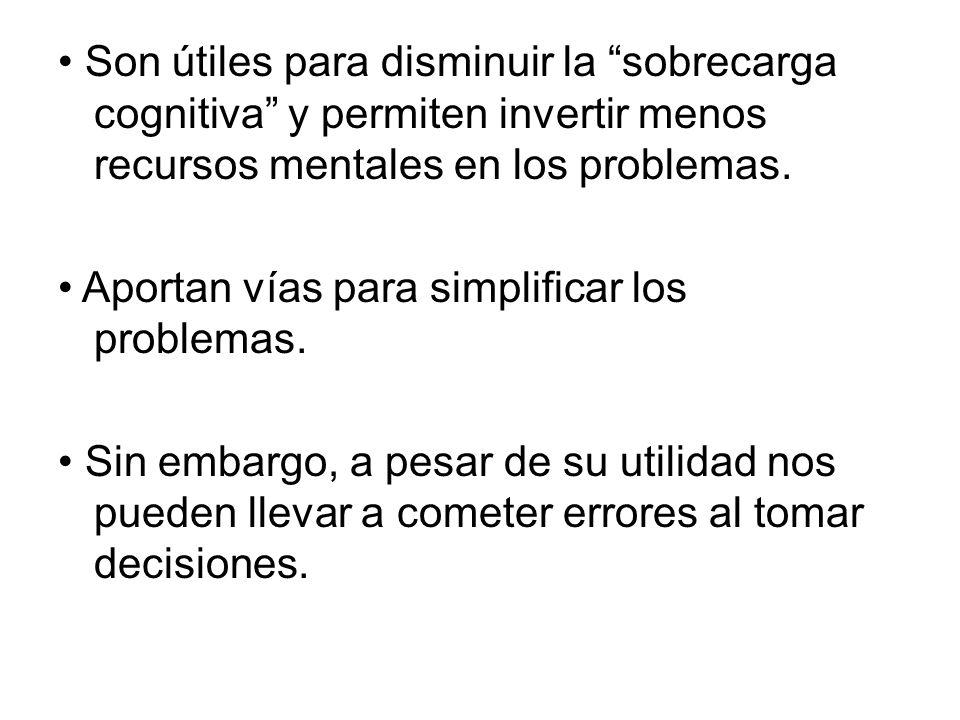 También la organización informal afecta a la toma de decisiones.