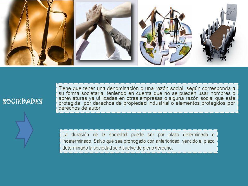 REGULADA POR: Ley N° 26887, Ley General de Sociedades Art.