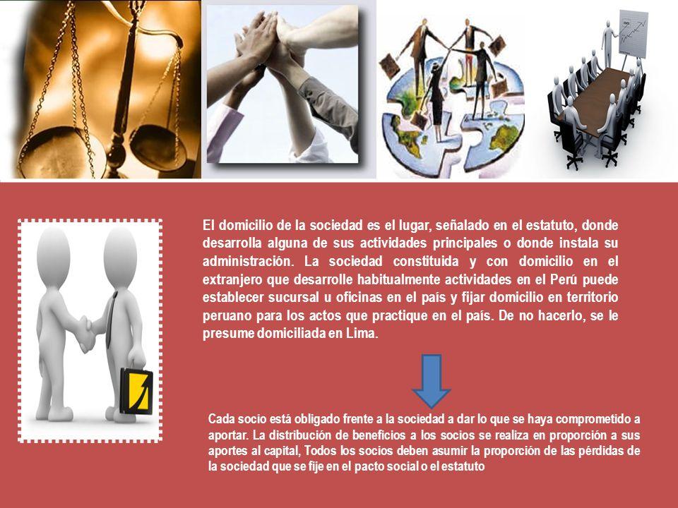 SOCIEDAD COLECTIVA (S.C) Es una sociedad de personas, en la que todos los socios son responsables ilimitada y solidariamente por las obligaciones de la sociedad.