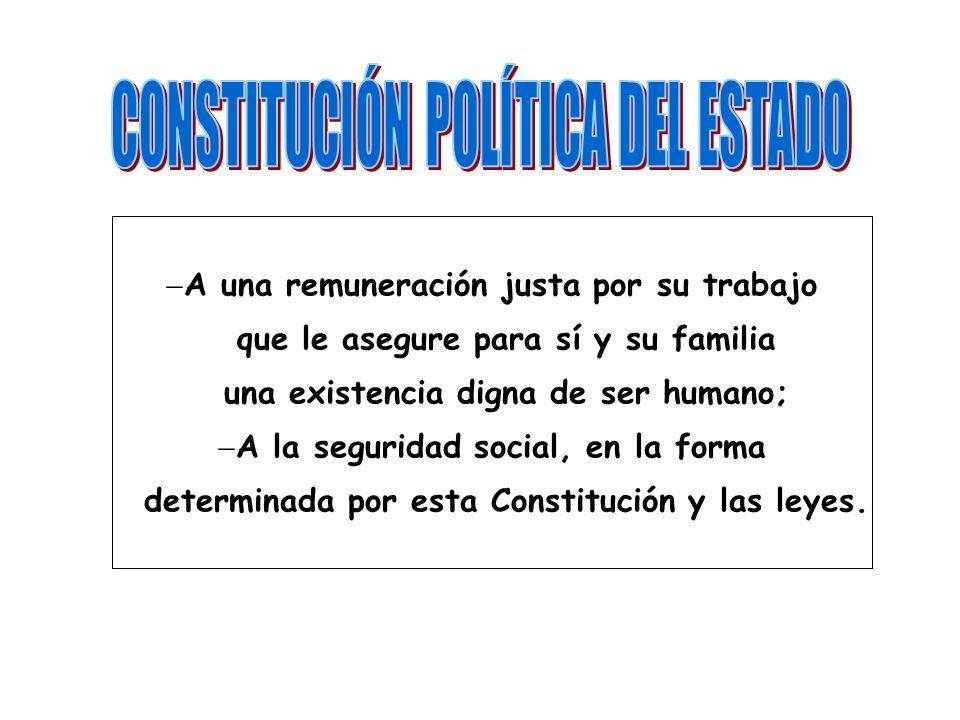 EN EL ARTÍCULO 8 DE LA CONSTITUCIÓN POLÍTICA DEL ESTADO SE ESTABLECEN TODOS LOS DEBERES QUE TENEMOS LOS/LAS BOLIVIANOS/AS - Acatar y cumplir las Leyes de la Constitución y la República - Trabajar, según su capacidad y posibilidades en actividades socialmente útiles - De adquirir instrucción por lo menos primaria
