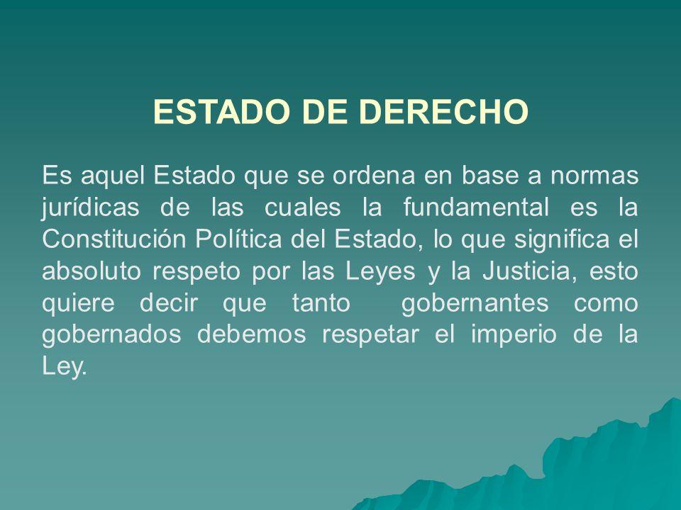 PRINCIPIO DE DIGNIDAD PERSONAL Es el contenido esencial del principio del Estado de derecho, basado en los valores de: Dignidad, libertad, igualdad y justicia.