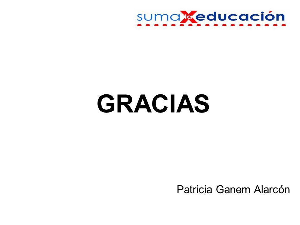 GRACIAS Patricia Ganem Alarcón