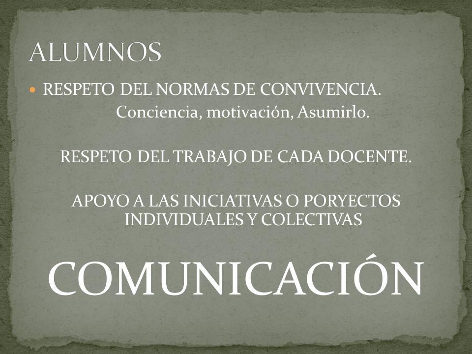 DIRECTOR ASESORES DOCENTES PADRES DE FAMILIA
