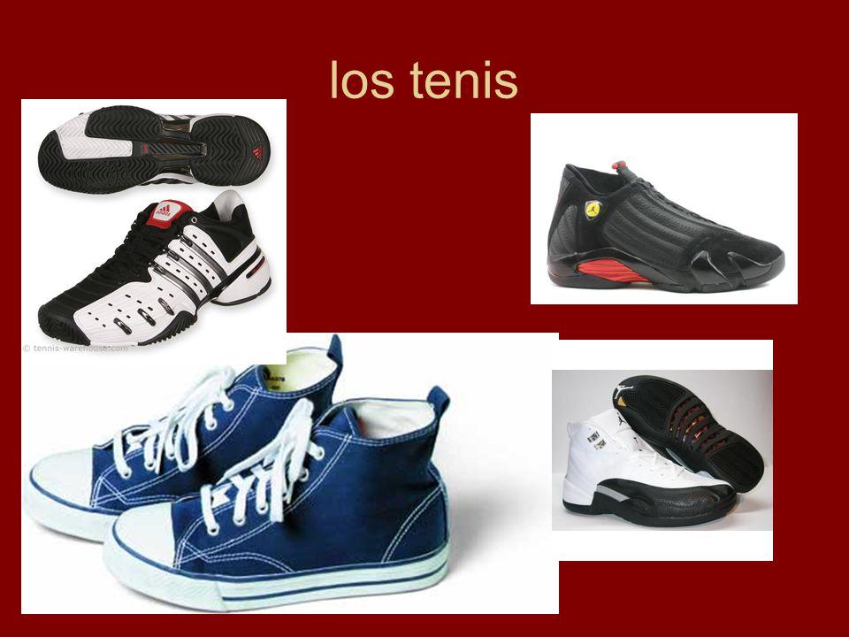 los tenis