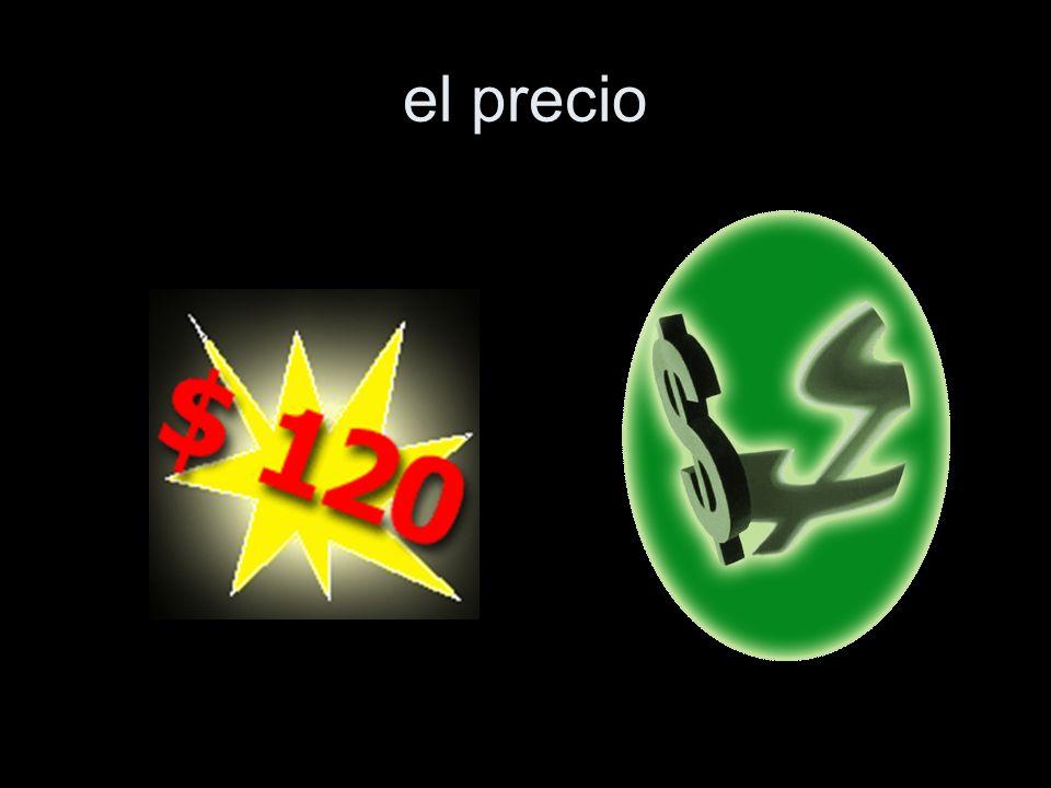 el precio