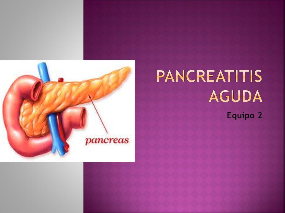 Enfermedad inflamatoria del páncreas resultado de la activación anormal de enzimas pancreáticas.