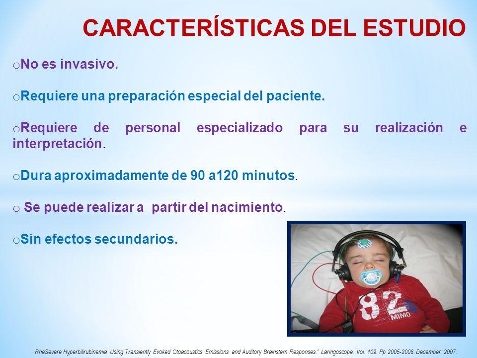 INTERFERENCIA EN EL ESTUDIO o Actividad neuromuscular.