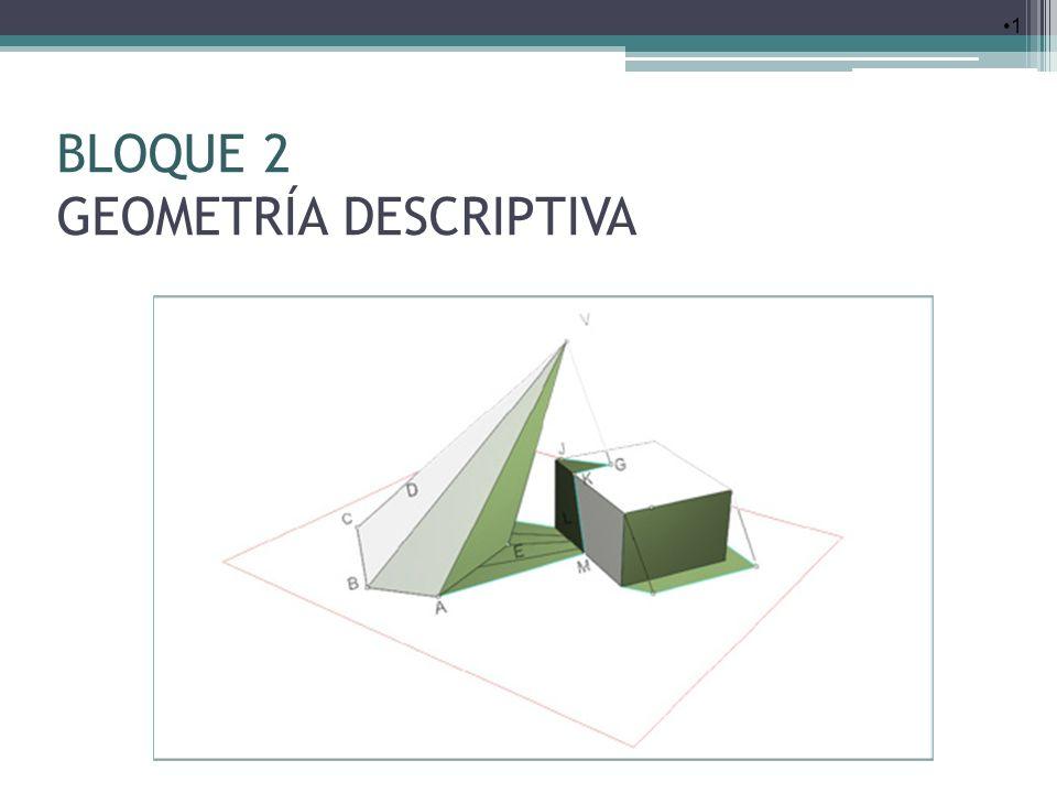 22 SISTEMA DE PLANOS ACOTADOS.También se utiliza en Arquitectura para la resolución de cubiertas y tejados.