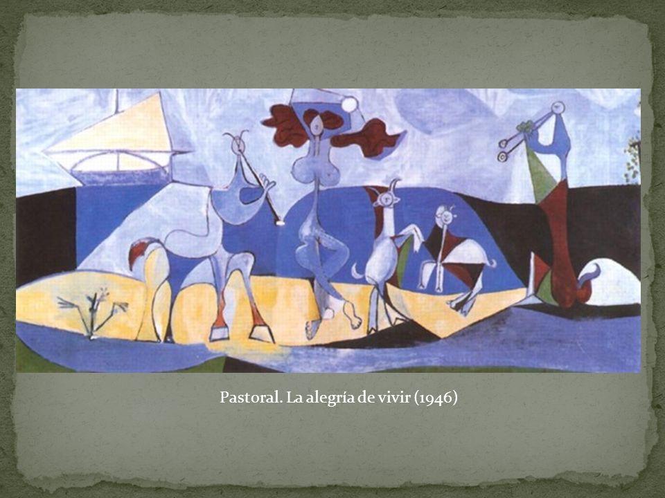 Pastoral. La alegría de vivir (1946)