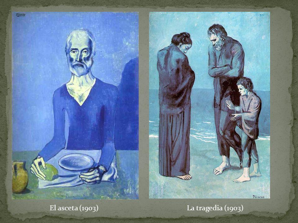 El asceta (1903)La tragedia (1903)
