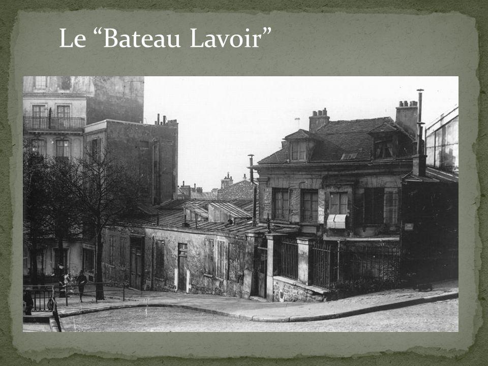 Le Bateau Lavoir