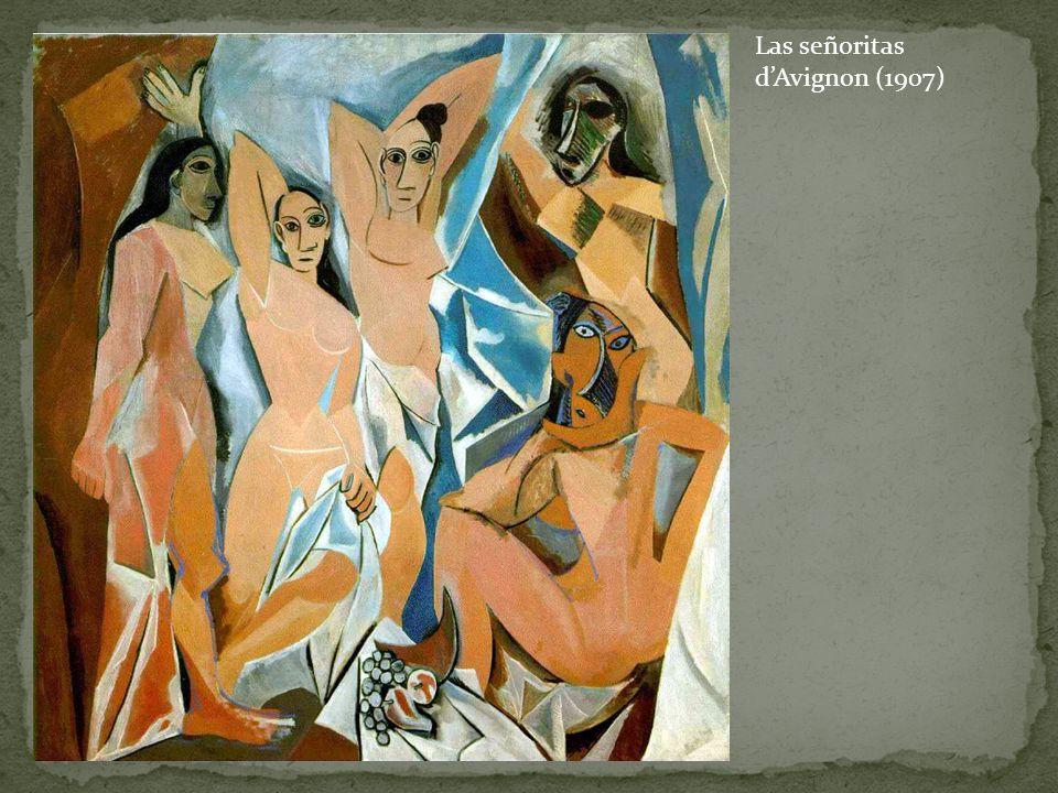 Las señoritas dAvignon (1907)