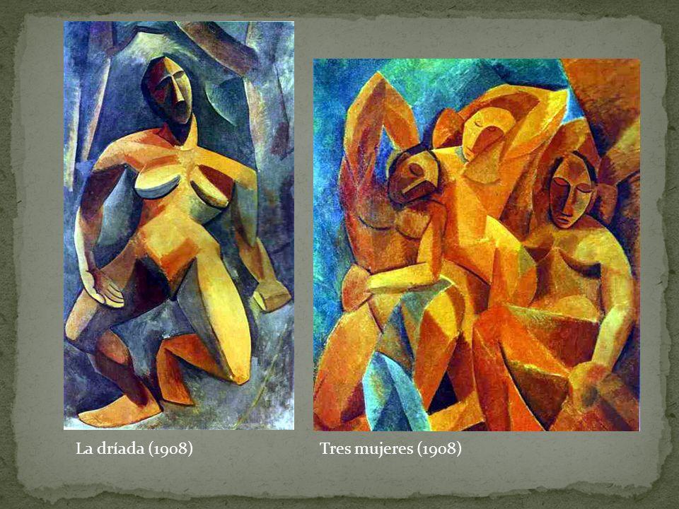 La dríada (1908)Tres mujeres (1908)
