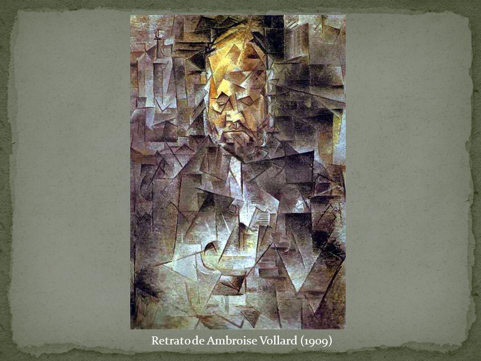 Retrato de Ambroise Vollard (1909)