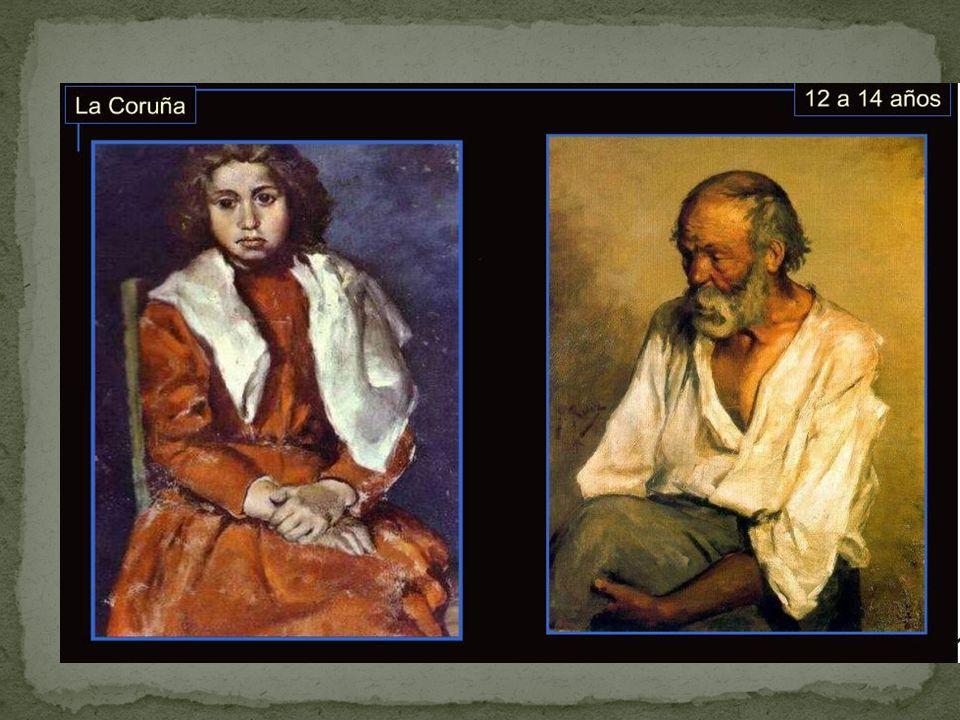 Nace en Málaga en 1881.