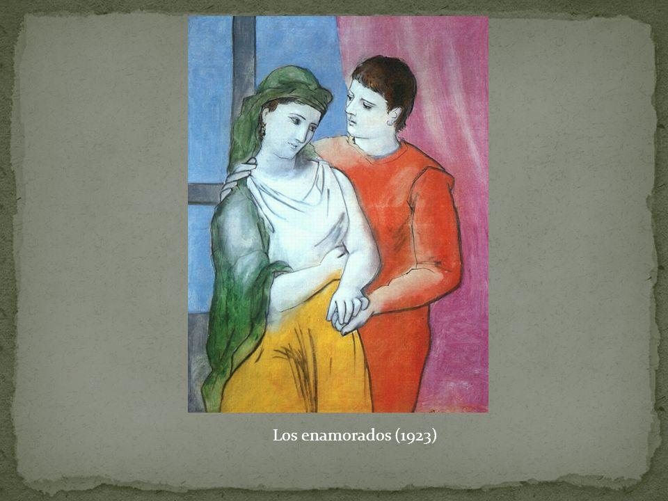 Los enamorados (1923)