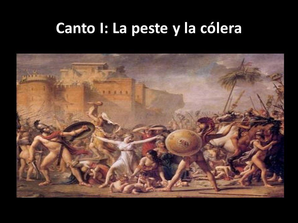 Canto XII: Combate en la muralla