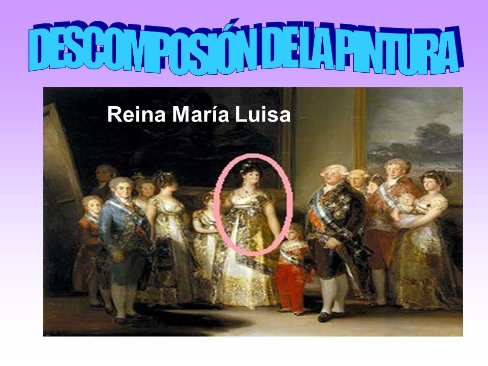 Reina María Luisa