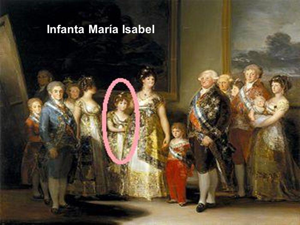 Infanta María Isabel