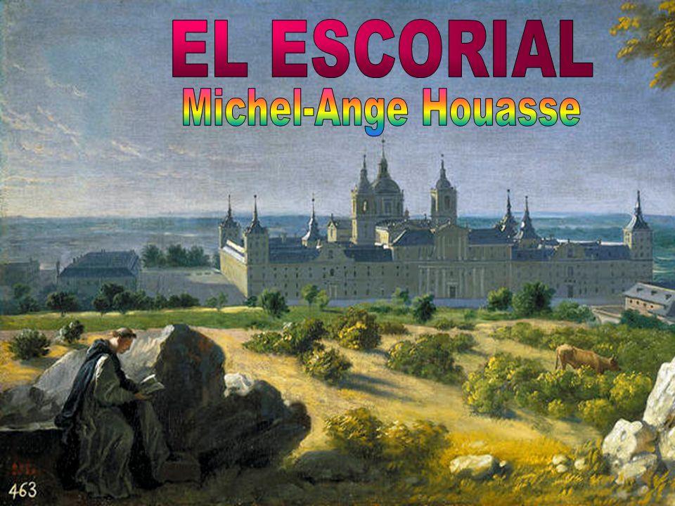 –Artista: Michel-Ange Houasse 1680-1730 –Obra: Vista del monasterio del Escorial –Año: 1726 –Tamaño: 50x82 cm.