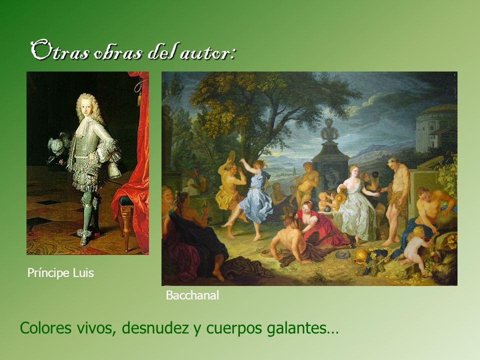 Tonalidades suaves Academia de dibujo (patrimonio nacional de Madrid)