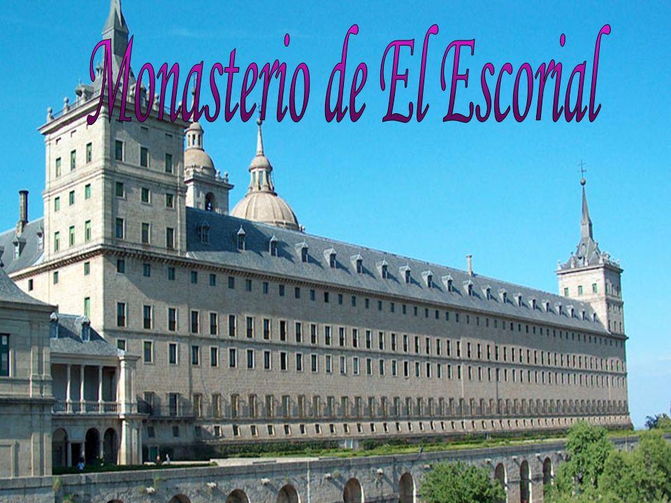 El Palacio Real-Monasterio de El Escorial es un monasterio de la Orden de San Agustín, histórica residencia de la Familia Real Española y lugar de sepultura de los reyes de España.