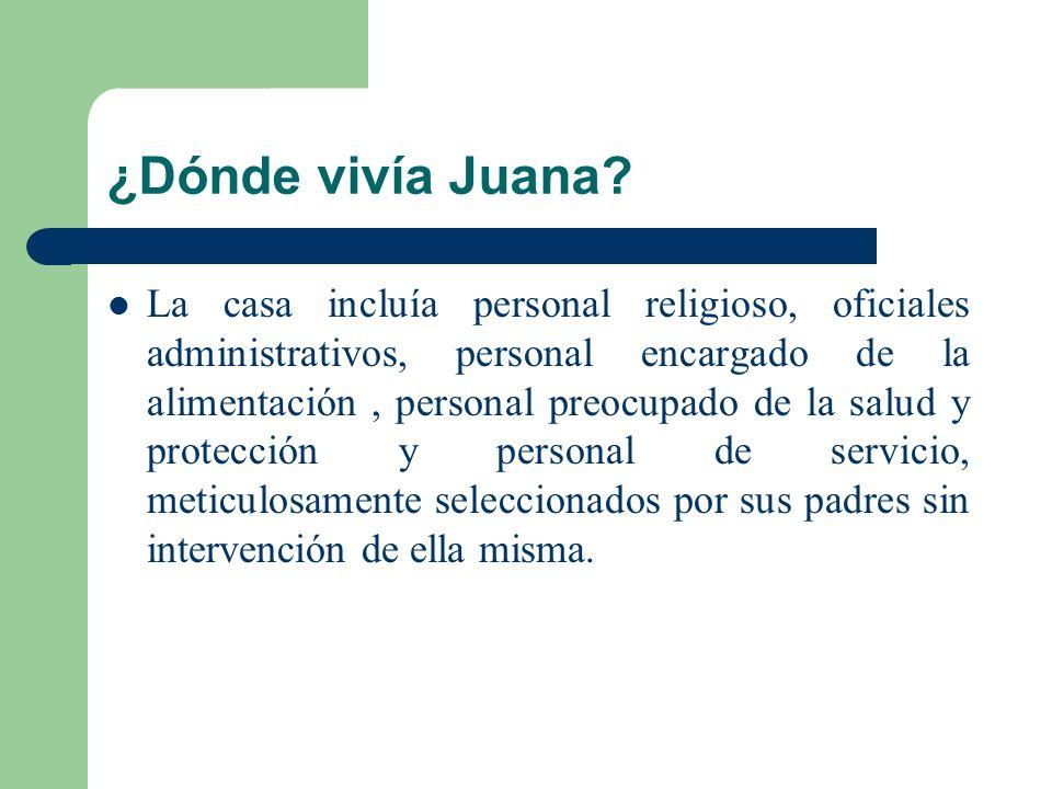 Un viaje de Juana.