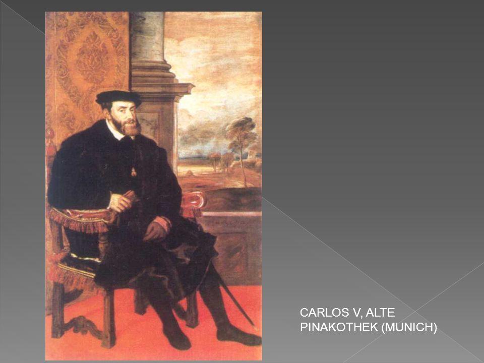 CARLOS V, ALTE PINAKOTHEK (MUNICH)