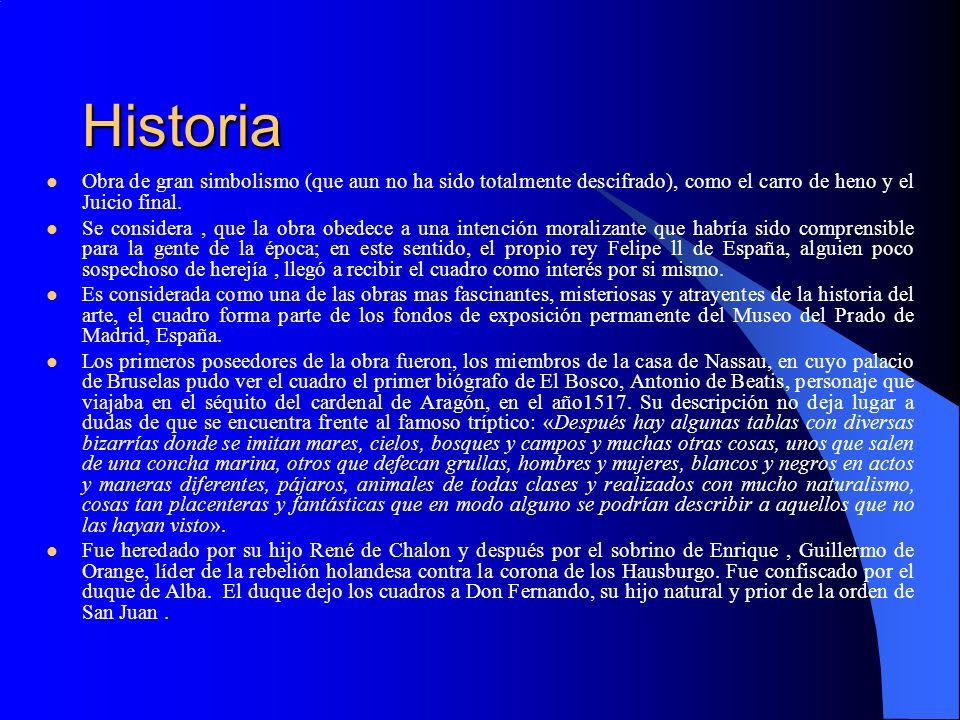 Fue comprada por Felipe ll en la subasta de los bienes de don Fernando, y enviada al monasterio de El Escorial el 8 de julio de 1593.