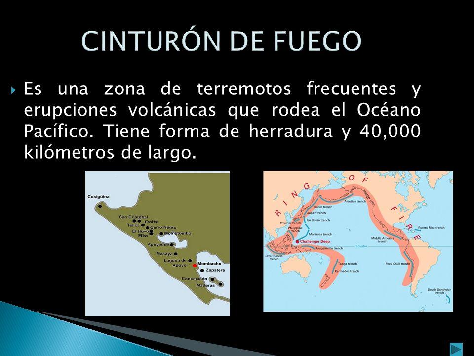 El epicentro es el punto en la superficie de la tierra que está directamente encima del foco o hipocentro, el punto donde un terremoto o una explosión bajo tierra se origina.