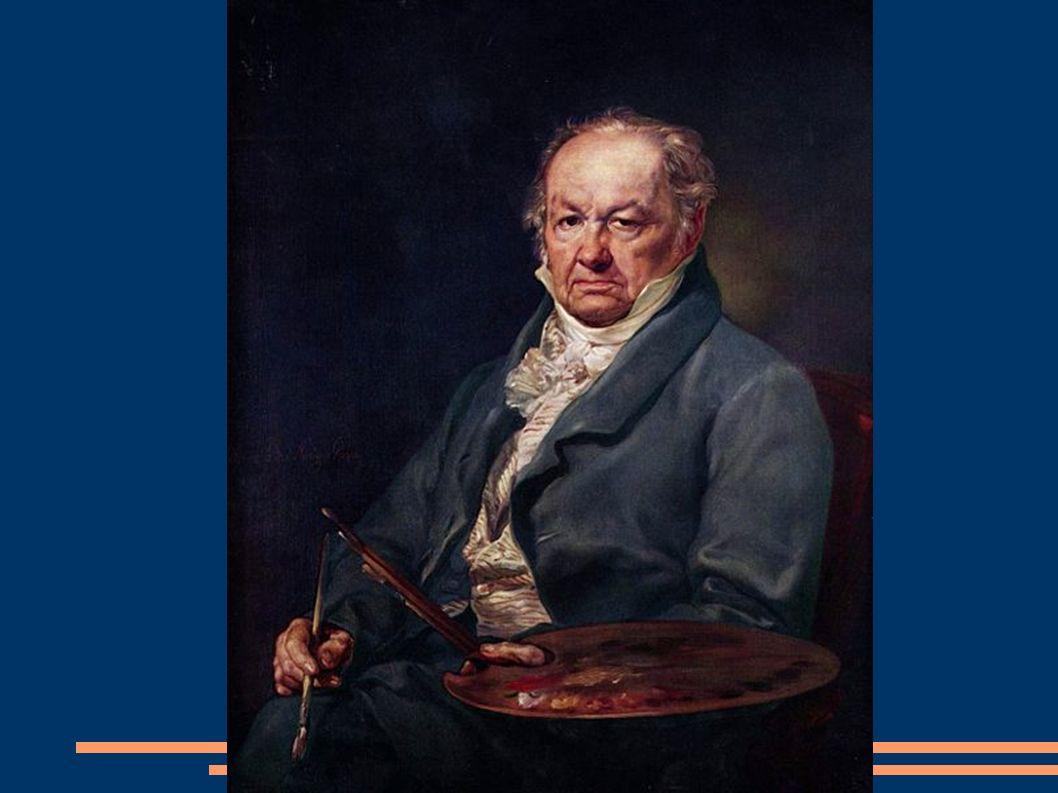 Francisco de Goya y Lucientes.