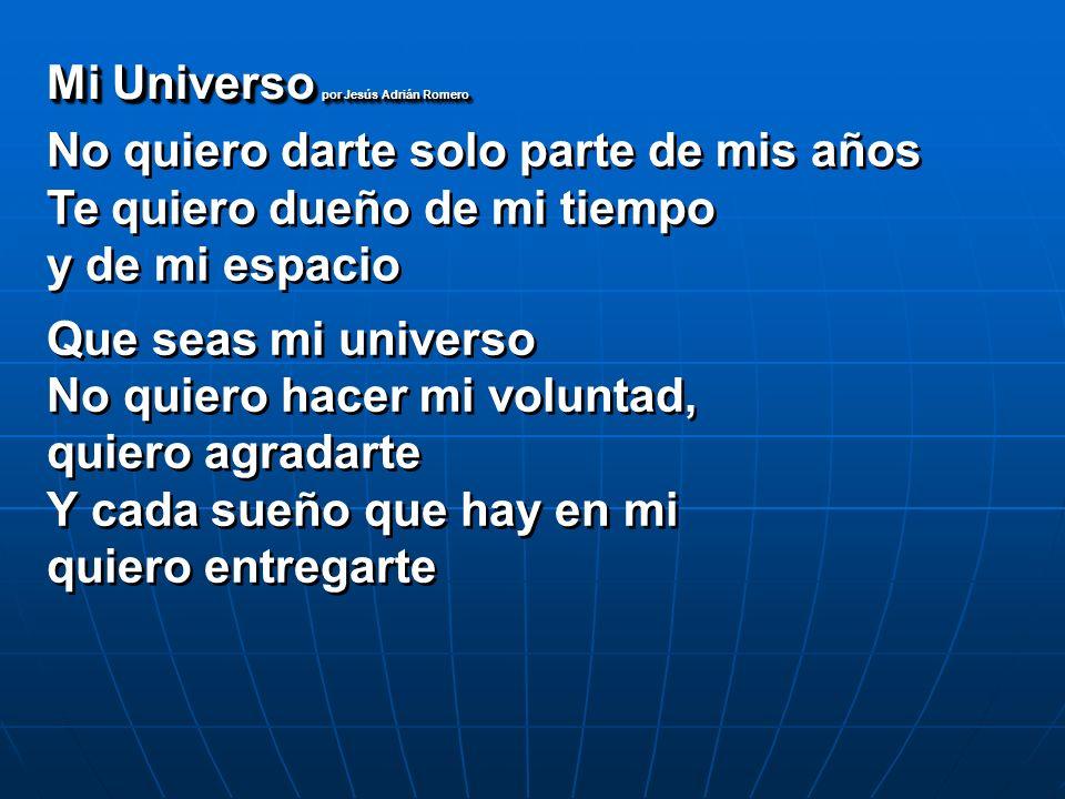 Se Desbaratan Mis Sueños por Jesús Adrián Romero ¿Qué es lo que sueñas tu.