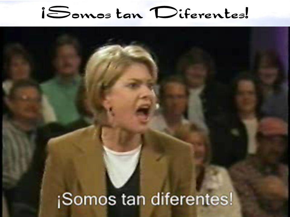 26 ¡Somos tan Diferentes!
