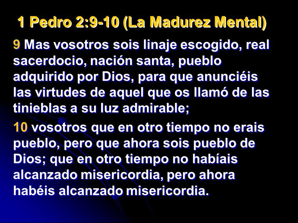 9 Mas vosotros sois linaje escogido, real sacerdocio, nación santa, pueblo adquirido por Dios, para que anunciéis las virtudes de aquel que os llamó d