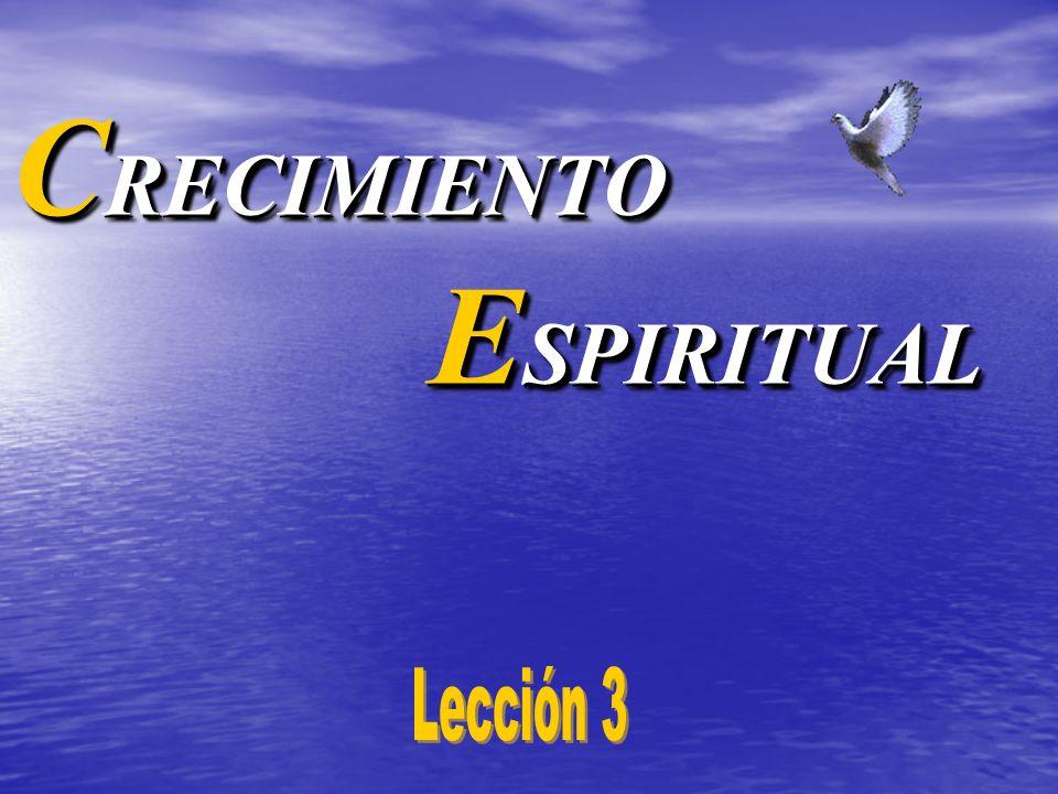 Crecimiento Espiritual por medio de LA SALUD para el desánimo I.Dios es LA SALIDA para el desánimo.