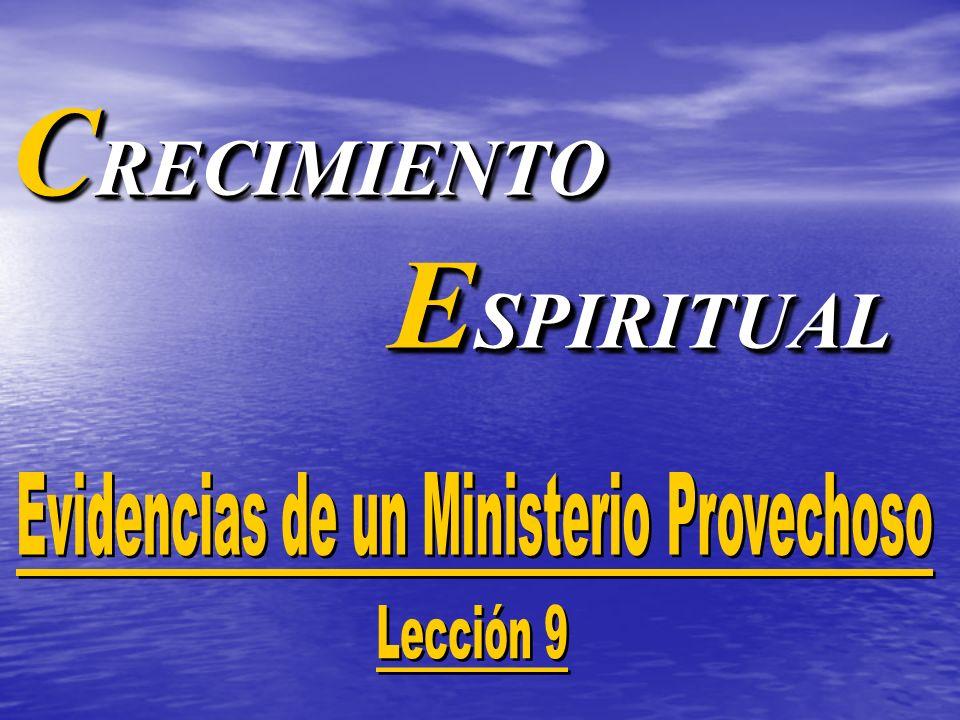 I.I.El Ministerio de CRISTO A. A.