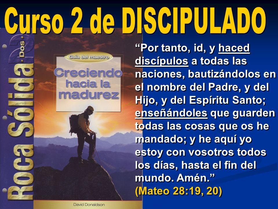 Por tanto, id, y haced discípulos a todas las naciones, bautizándolos en el nombre del Padre, y del Hijo, y del Espíritu Santo; enseñándoles que guard