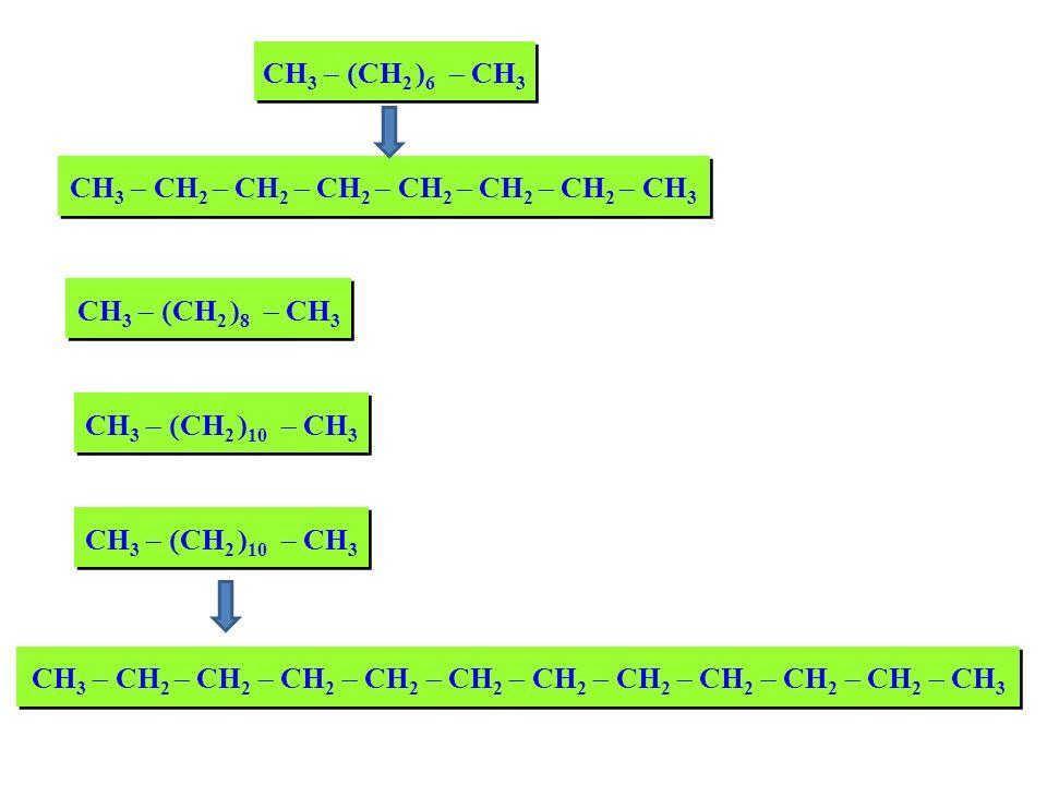 CH 3 CH 2 ) 6 CH 3 CH 3 CH 2 ) 8 CH 3 CH 3 CH 2 ) 10 CH 3 CH 3 CH 2 CH 2 CH 2 CH 2 CH 2 CH 2 CH 3 CH 3 CH 2 ) 10 CH 3 CH 3 CH 2 CH 2 CH 2 CH 2 CH 2 CH