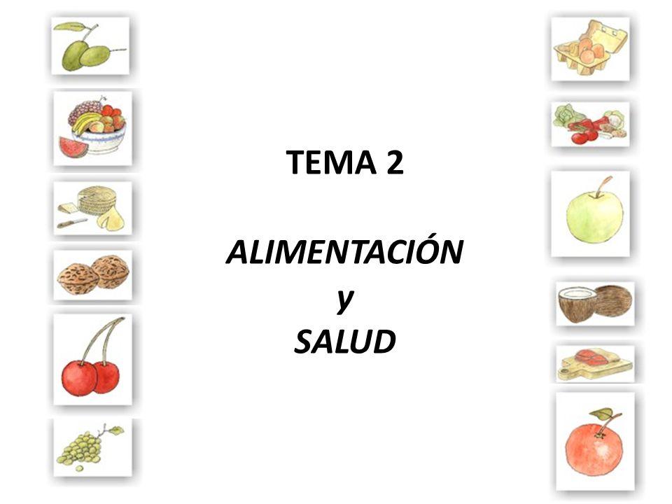 1.- ALIMENTOS Y NUTRIENTESALIMENTOS Y NUTRIENTES - ¿qué y para qué como.