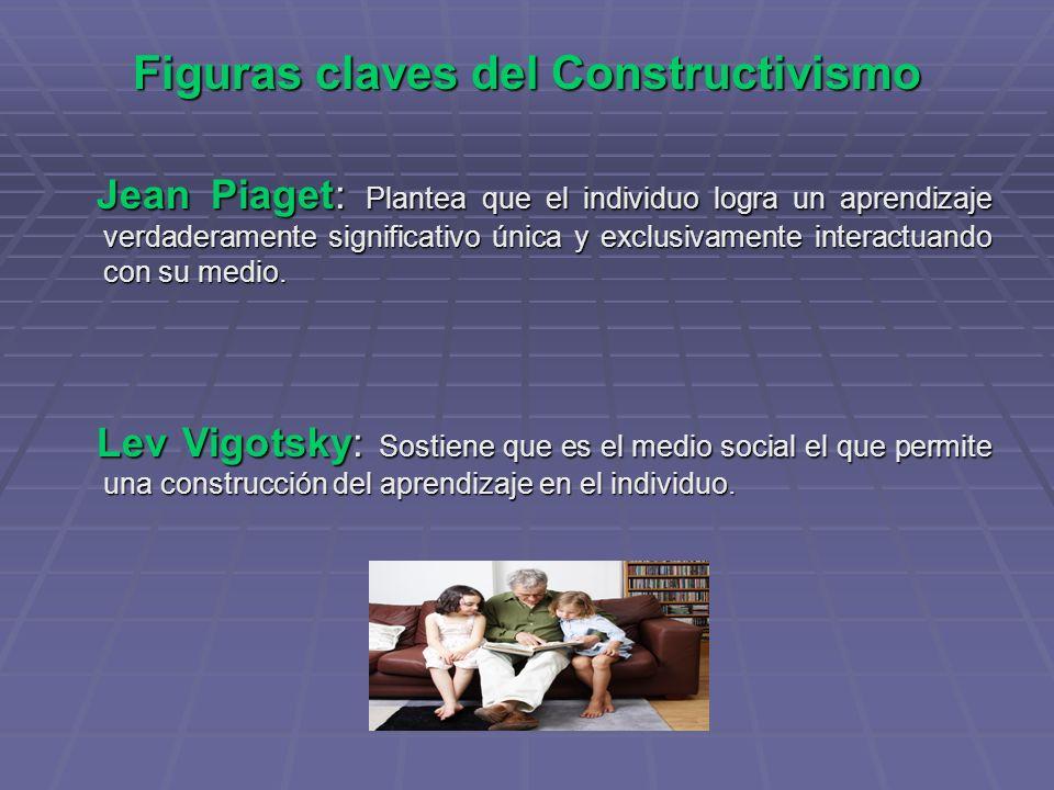 El educador constructivista - Es un facilitador del aprendizaje que proporciona a los educandos las herramientas y técnicas necesarias para que alcancen sus metas.